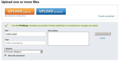 informasi file